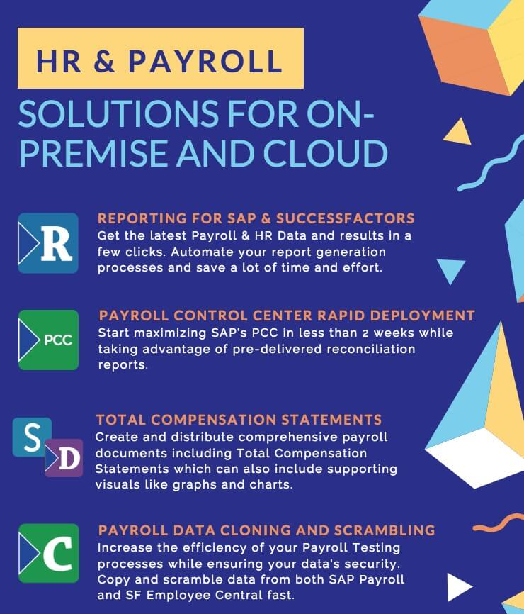 SpinifexIT HR and Payroll Solutions for On-premise and cloud