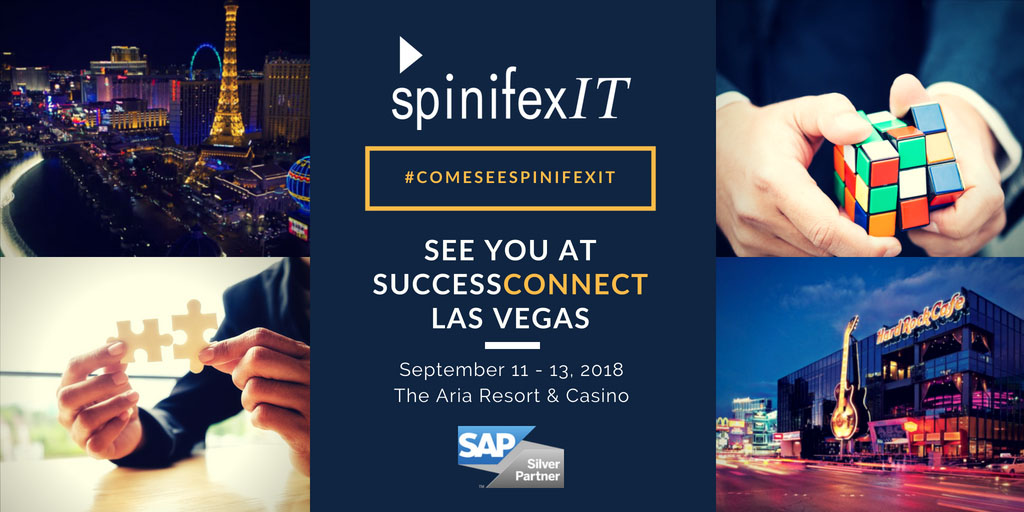 Come see SpinfexIT successconnect Last Vegas