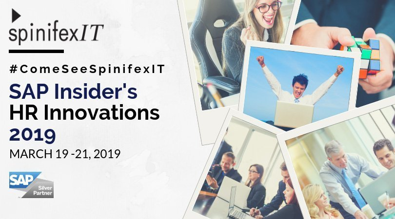 SpinifexIT at HR Innovations SAP Insider
