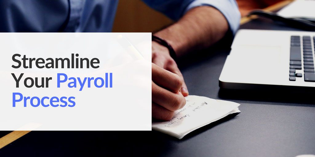 SpinifexIT blog streamline your payroll process