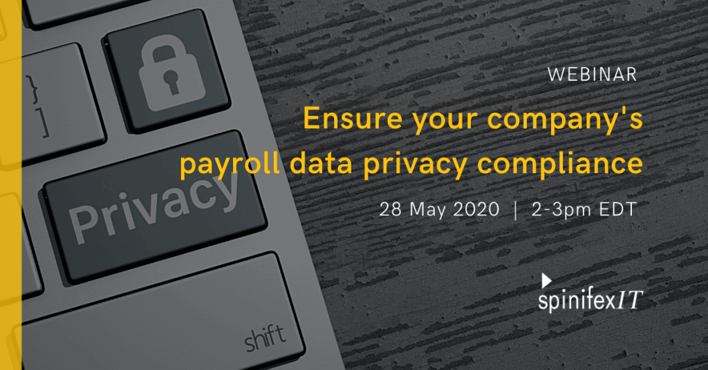 payroll data privacy compliance