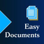 Easy Documents 2020 logo