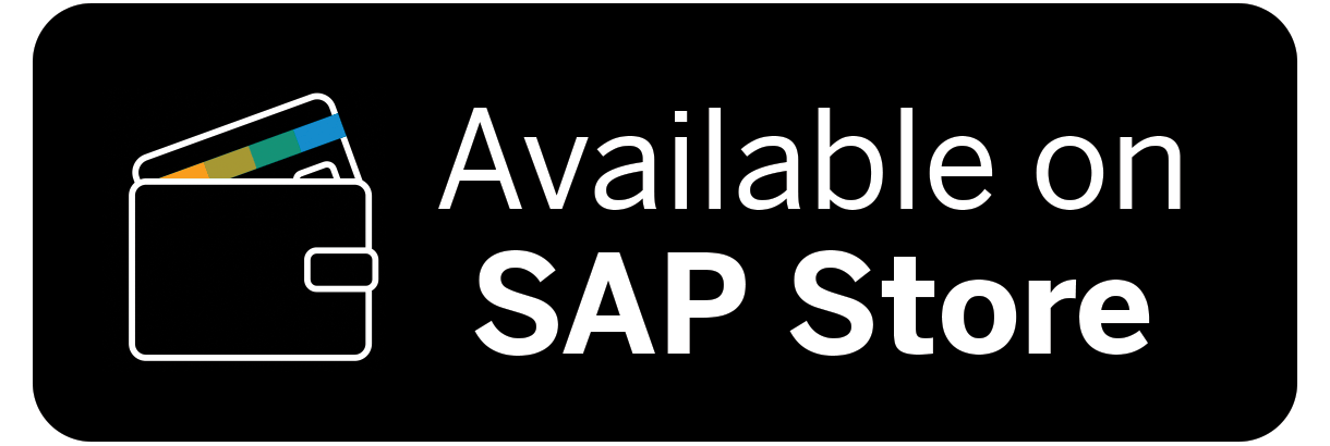 SAP Store 2021 logo black