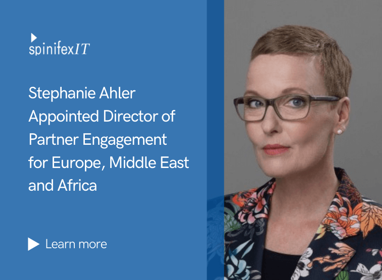 SpinifexIT-Stephanie Ahler-Director for Partner Engagement